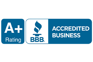 A+ Rating with BBB roofing