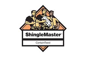 Shingle master certified